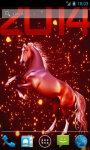 Year of Horse Live Wallpaper screenshot 1/3