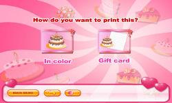 My Little Bakery screenshot 2/3