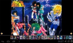 Saint Seiya Wallpaper HD screenshot 2/3