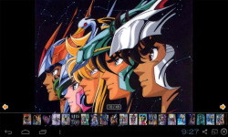 Saint Seiya Wallpaper HD screenshot 3/3