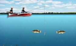 Lake Fishing screenshot 2/4
