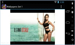 Ileana D Cruz Hot Wallpapers 2014 screenshot 2/4