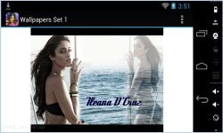 Ileana D Cruz Hot Wallpapers 2014 screenshot 3/4
