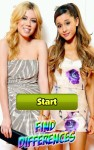 Sam and Cat Find Differences screenshot 1/5