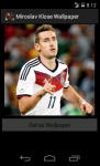 Miroslav Klose Wallpaper screenshot 4/6