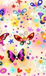Cute Butterfly Live Wallpaper by Lvdou screenshot 2/3