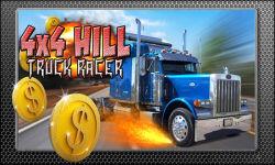 4x4 Hill Truck Racer screenshot 1/3