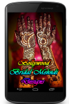 Bollywood Bridal Mehndi Designs screenshot 1/3