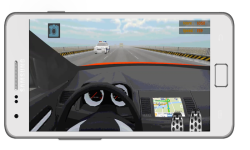 Wrongway Racer Cockpit 3D screenshot 2/4