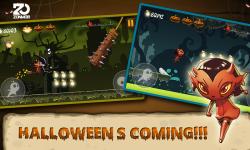 Halloween Running screenshot 1/6