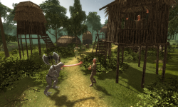 Lizard Warrior Simulator 3D screenshot 1/6