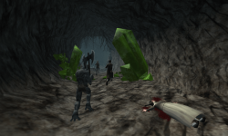 Lizard Warrior Simulator 3D screenshot 2/6