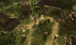Lizard Warrior Simulator 3D screenshot 4/6