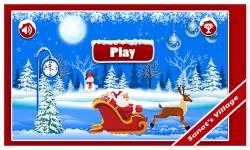 Christmas Fun Santa Run screenshot 1/5