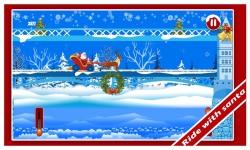 Christmas Fun Santa Run screenshot 2/5