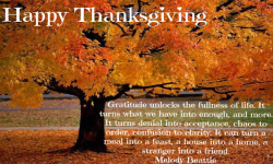 Thanks Giving day Quotes screenshot 1/3