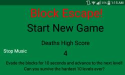 Evil Block Escape  screenshot 1/4