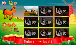 Puzzles about horses screenshot 6/6