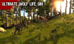 Wild Life - Wolf screenshot 1/4