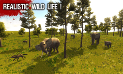 Wild Life - Wolf screenshot 4/4