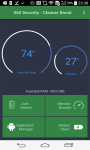 Antivirus Security Cleaner screenshot 1/2