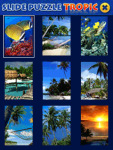 Slide Puzzle Tropic_xFree screenshot 4/6