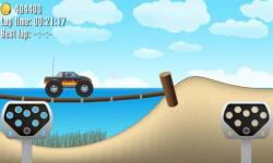 Crazy Wheels Monster Trucks personal screenshot 3/6