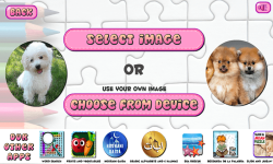 Puzzles of Puppies Free screenshot 3/6