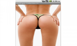 Beautiful Butts Wallpapers Col transparent screenshot 2/3
