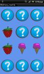 Memory Games screenshot 2/5