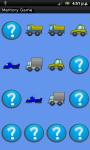 Memory Games screenshot 3/5