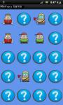 Memory Games screenshot 4/5