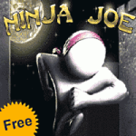 Ninja Joe Free screenshot 1/1