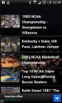 NCAA College Basketball NCAA screenshot 1/2