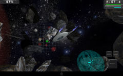 Space Stunts: The Escape - Gold screenshot 2/5