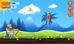 Archery King screenshot 2/5
