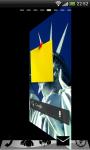USA Statue Liberty GoLauncher screenshot 4/5