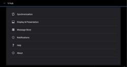 V Hub screenshot 3/4