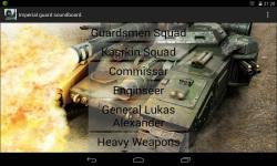 Warhammer 40k Imperial Guard screenshot 2/2