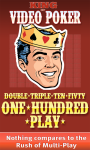King Of Video Poker Multi Play screenshot 1/4