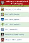 krishna Janmashtami Celebration screenshot 3/4