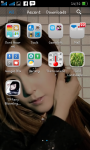 Tiffany blooming beauty wallpaper screenshot 5/6