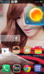 Tiffany blooming beauty wallpaper screenshot 6/6