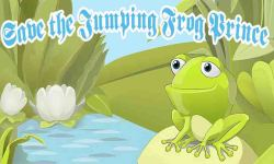Flying Golden Frog Jump - Save the Leaping Prince screenshot 1/6