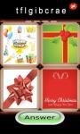 4 Pic 1 Word Guessing Puzzle - Christmas Fun Game screenshot 2/3