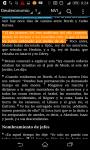 Spanish Bible - La Santa Biblia screenshot 1/3
