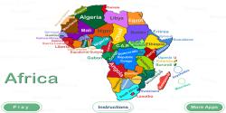 Africa Puzzle Lite screenshot 1/6