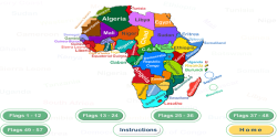 Africa Puzzle Lite screenshot 2/6