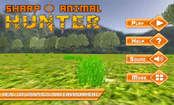 Sharp Animal Hunter - Forest screenshot 1/6