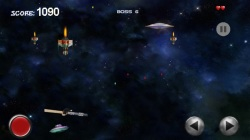 Lost in space shooter screenshot 2/3